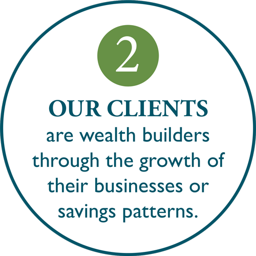 Legacy Wealth Partners - Our Clients are wealth builders