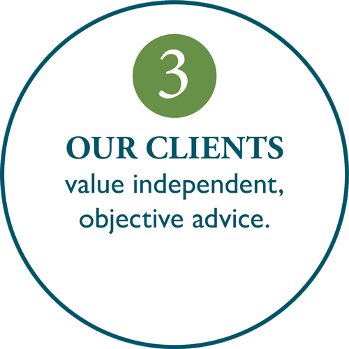 Legacy Wealth Partners - Our Clients value independent, objective advice