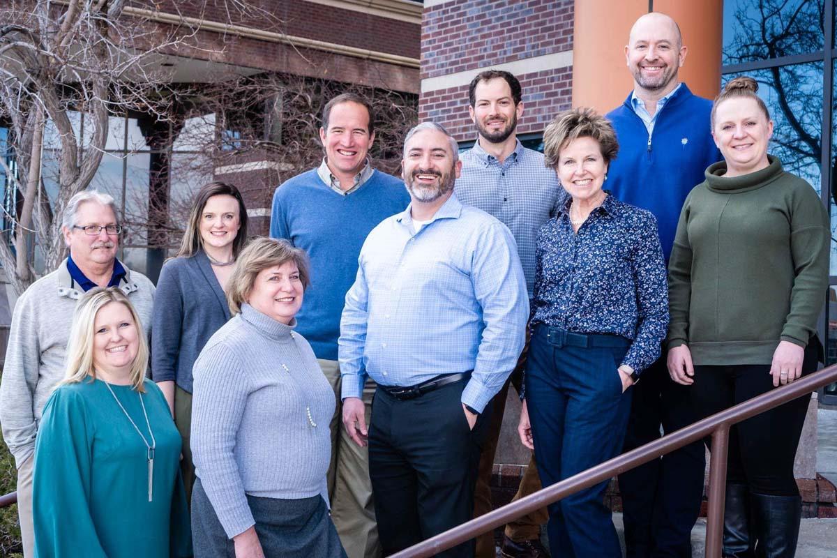 Legacy Wealth Partners team photo